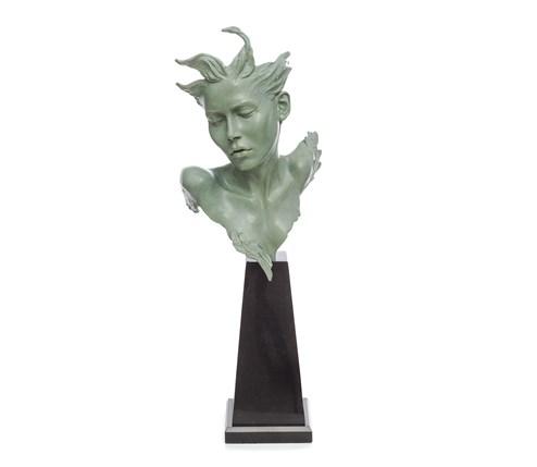Odile by Carl Payne - Bronze Sculpture